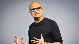 Microsoft Will Get Out Of Corona Crisis Pretty Strong Satya Nadella
