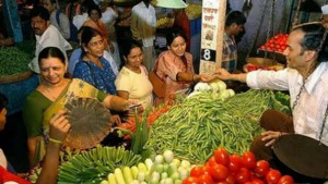 Retail Inflation Eases To 4 Month Low In March On Lower Food Prices