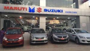 Maruti Suzuki Reports Zero Sales In Domestic Market In April