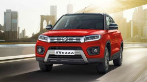 Maruti Suzuki Receives 25 000 Bookings For The Vitara Brezza