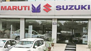 Billion Cash Reserves Keep Maruti Suzuki On The Road In Q
