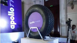 Apollo Tyres Commissions New Facility In Andhra Pradesh To Invest Rs 4 000 Crore