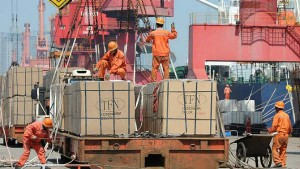 Trade Balance Turns Surplus After 18 Years