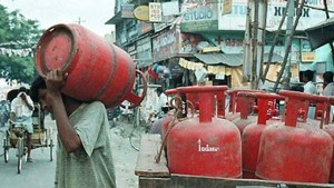 Lpg Cylinder Price Hiked For Second Consecutive Month