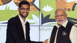 Google To Invest Rs 75 000 Crore In India Says Ceo Sundar Pichai