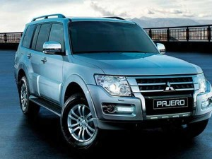 Mitsubishi To Stop Producing Pajero Suv From