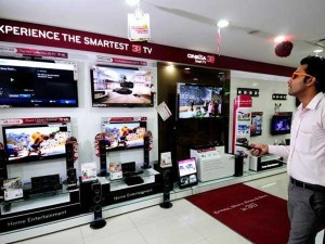 India Restricts Import Of Colour Television Sets