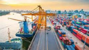 Lakh Hectares Land With Ports To Be Utilised To Develop Industries