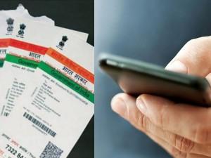 Aadhaar To Get Gst Registration In Just Three Days