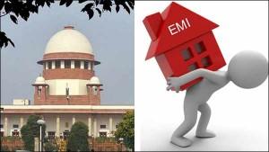 Supreme Court Slams Government On Loan Moratorium
