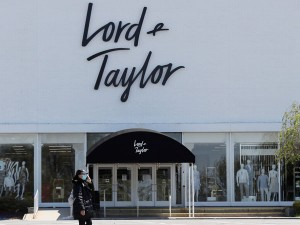 Lord Taylor Files For Bankruptcy As Retail Collapses Pile Up