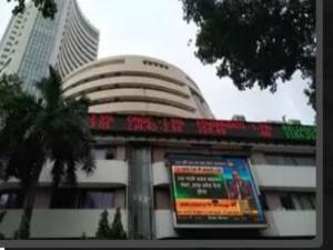 Sensex Nifty End Flat Realty Stocks Outperform Benchmarks
