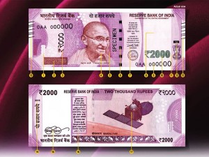 No Decision To Discontinue Printing Of Rs 2000 Notes