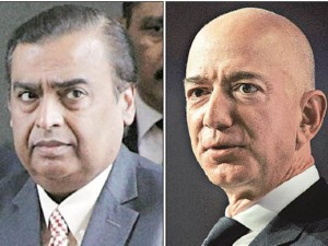 Reliance Industries Offers Amazon Dollar 20 Billion Stake In Retail Arm