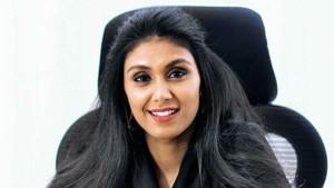 Hcl Expects Positive Good Growth Trajectory Going Forward Roshni Nadar