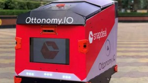 Snapdeal Tests Deliveries Via Robots
