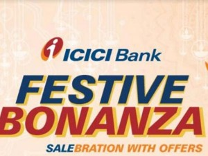 Icici Bank Festive Bonanza Attractive Interest Rates On Loans Discounts On Shopping
